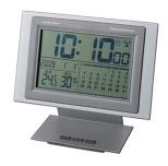 カレンダー電波時計