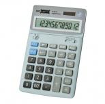 ビッグディスプレイ卓上電卓 12桁税計算