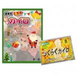 クリスマス貼るカイロミニ1P(OPP台紙入)