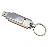 USBメモリ メタリック 8GB