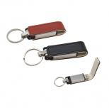 USBメモリ レザー 8GB