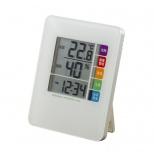 時計付きデジタル熱中症計
