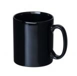 マグカップ・ストレートタイプ大(300ml)黒