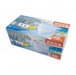 不織布3層マスクレギュラーサイズ40枚入(PFE99%)個包装