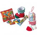 クリスマスニットブーツお菓子5点セット