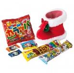 クリスマスブーツお菓子6点セット