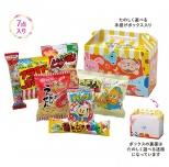 たのしく遊べるお菓子BOX7点セット