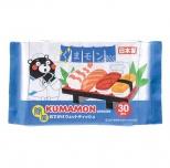 くまモンの除菌おでかけウェットミニ30枚入
