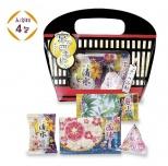 京の四季折々 入浴料4種セット