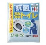 抗菌緊急簡易トイレ(シートタイプ)