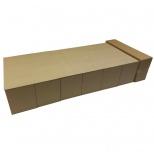 簡単組立段ボールベッド