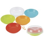 ピクニカ小皿5枚組