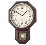 振り子報時掛時計 西洋館