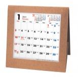 2021年カレンダー テーブルクラフト