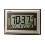 シチズン ソーラー電波デジタル時計