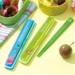 ピクニックアニマル箸・箸箱セット