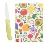 プレ・マルシェ まな板&セラミックナイフ