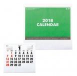 2018スクエア壁掛けカレンダー