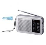 AM/FMデスクラジオ