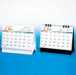 2021年 カラフルエコカレンダー(B6サイズ)