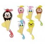 みんなのキャラクター アイスクリーム型手動ファン