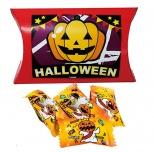 ハロウィン パンプキン柄キャンディボックス