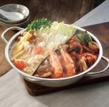 楽しく美味しいよくばり二食鍋(IH対応)