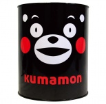くまモンの缶バンク