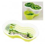 食の幸 枝豆の器