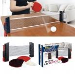 ネット付ポータブル卓球セット