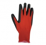 ニトリルコート手袋