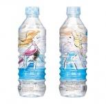 天然水PET500ml(アナと雪の女王)