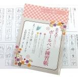 美文字が書けるボールペン練習帳
