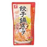 餃子鍋スープ600ml(3〜4人前)