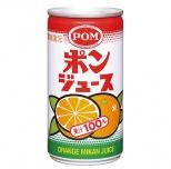 POM ポンジュース190g缶