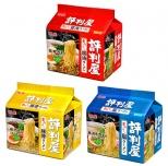 明星評判屋袋麺5食組