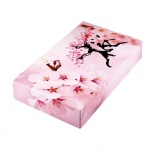 桜ボックスティッシュ40W