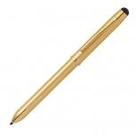 クロス テックスリープラス 23金ゴールドプレート 複合ペン