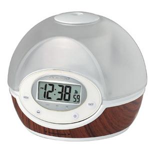 アロマディフューザー電波時計