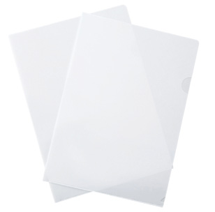 A4ファイル ホワイト(1P)