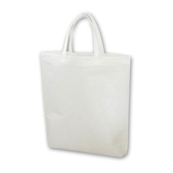 [印刷代・版代無料]カラー印刷不織布バッグ シンプルトートA4縦