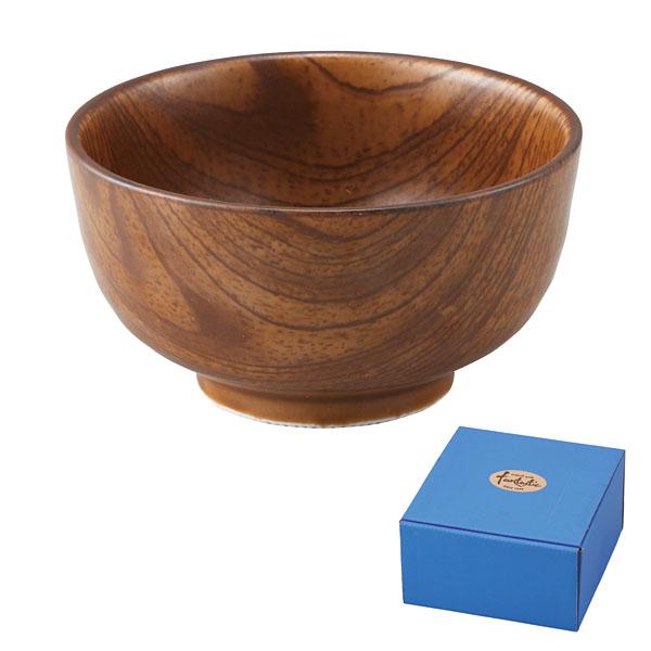 木目調多用碗