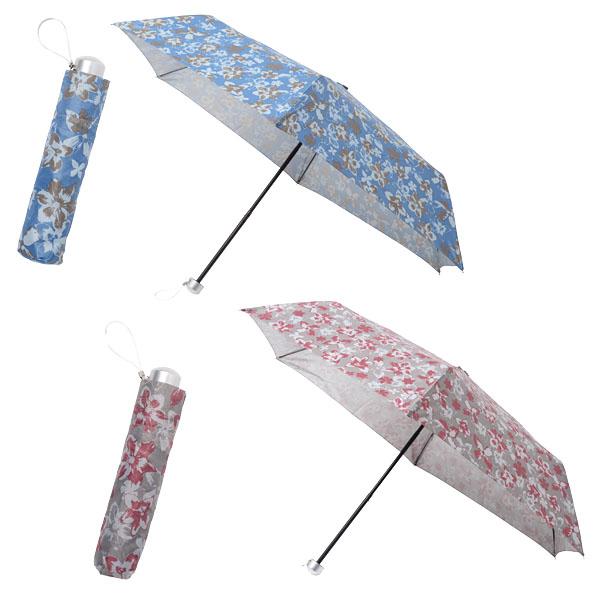 ブロッサム晴雨兼用折りたたみ傘