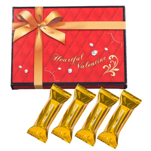 バレンタインクランチチョコボックス