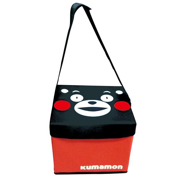 くまモンの座れるクーラーBOX