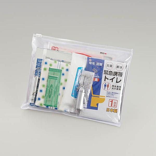 常備携帯用・帰宅困難者対策セットJKS-1500A