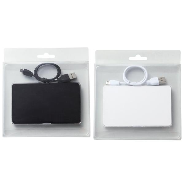 モバイルバッテリー4000(フラット) [PSEマーク取得]