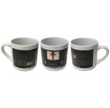 フルカラー転写対応陶器マグカップ(170ml)